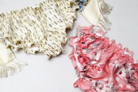 Make a pair of silk knickers - Obby
