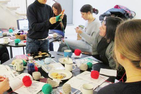 Improvers crochet - Obby
