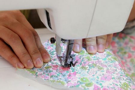Sunday sewing for the pros - Obby