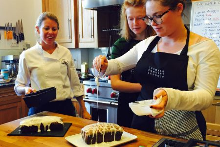 Essentials cookery course - Obby