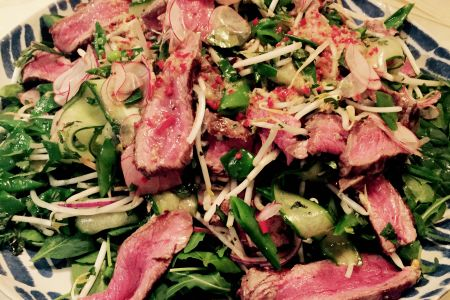 Summer salads - Obby