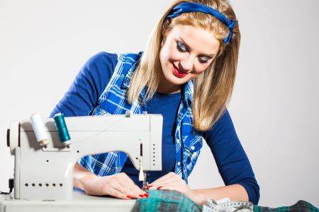 In this course in Battersea, beginners can learn basic sewing skills and gain confidence with a sewing machine.