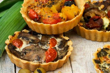 Gluten free: Savoury baking class - Obby