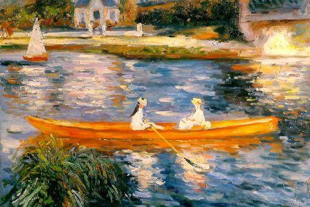 Paint Renoir - Obby