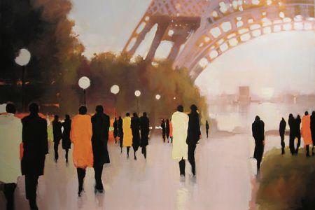 Paint Paris: Southbank - Obby