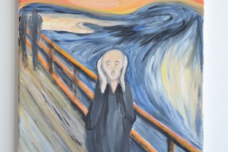 Paint The Scream: Clapham - Obby
