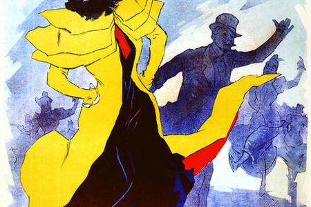 Paint Toulouse Lautrec: Southbank - Obby