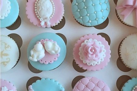 Vintage Style Cupcakes Class Wandsworth