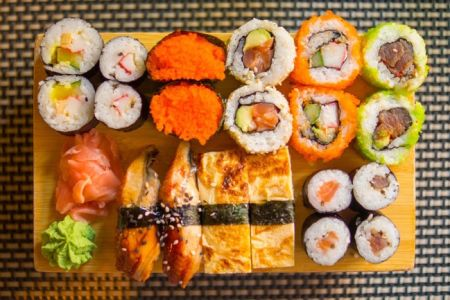 Introduction to sushi class in Highgate - Obby