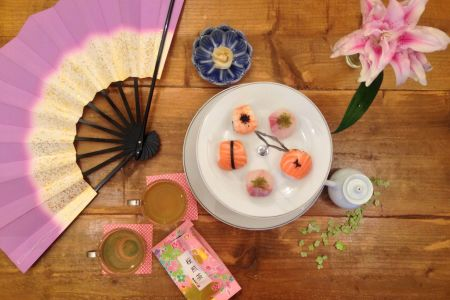 Learn to make sushi with afternoon tea in Highgate - Obby