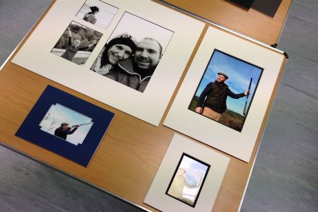 Learn how to build your own frame with DIYframing UK School of framing in Richmond London