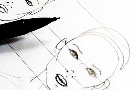 This five week fashion drawing class is perfect for absolute beginners who want to learn more about fashion drawing and the techniques for fashion design