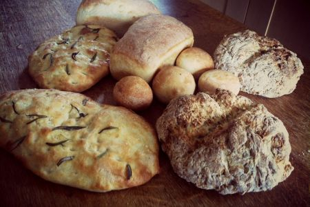 Introduction to bread making class in Epsom - Obby