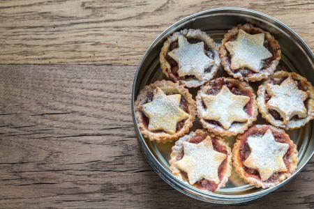Christmas baking class in Epsom - Obby