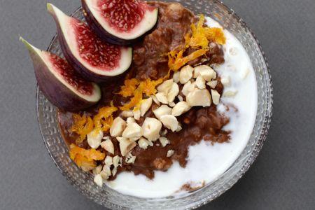 Rude Health Porridge making - Obby - make the perfect porridge with Obby and Rude Health