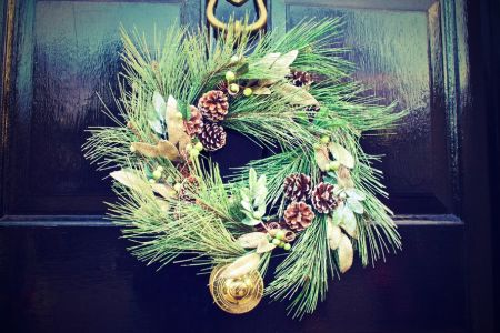Make your own Christmas wreath at this workshop in Crouch End - Obby