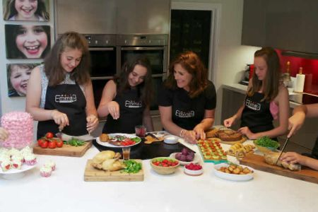 Start to cook (kids class) - Obby