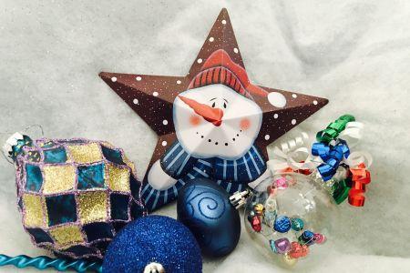 Christmas Crafting Carousel