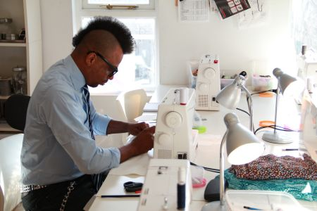 Learn how to sew in this daytime class with Fashion Antidote London in East London during the daytime