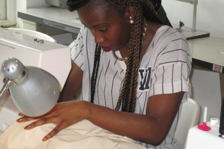 learn how to sew in this sewing course in east londonwith fashion antidote london one of the best fashion and sewing schools in London