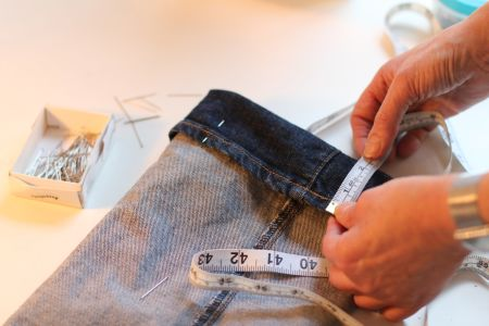 Learn how to alter your clothes