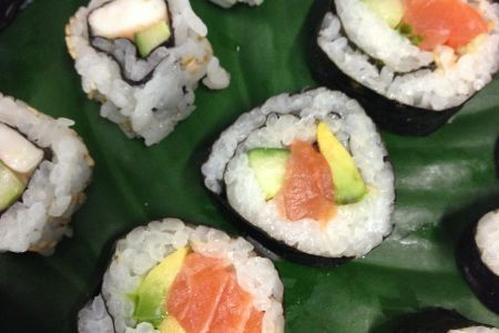 Learn to make sushi as part of a party or corporate event