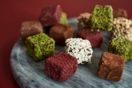 Learn how to make delicious truffles