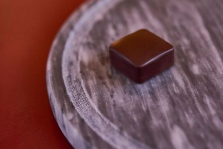 Make sea salt caramel chocolates