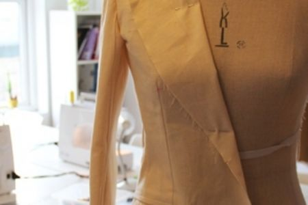 Learn how to make a jacket