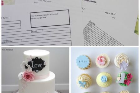 Start you own cake business with this Rock Bakehouse class