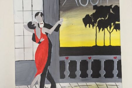 Join this Valentine's day special class, and create a romantic masterpiece in a fun, friendly and sociable environment.