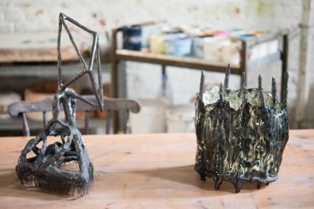 Contemporary Ceramic Sculpture - come along to this eight-week course in Hammersmith and learn to create your very own Contemporary Ceramic Sculpture.