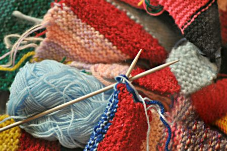 Expand your knowledge and skill set, with this 5-week adult freestyle knitting course in Nest's north London shop.