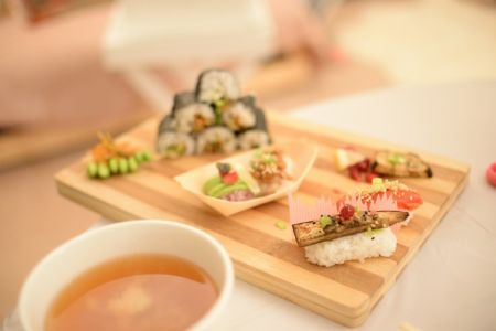Make superfood sushi in Highgate with Alice Sushi Art - Obby