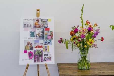 Join Bloomon for an evening of heady scents and stylish flower arrangements delivered by Bloomon florists in Battersea.