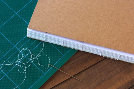 In this unique and informative class, students will learn the wonderful craft of Japanese bookbinding, with expert teacher Nancy Straughan.