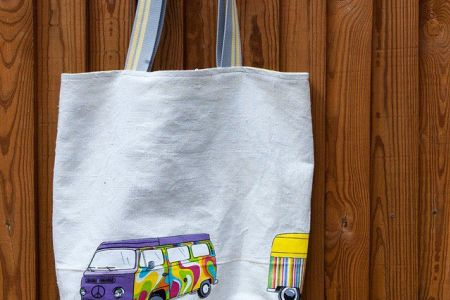 Learn how to sew a beautiful tote bag in this fun and creative evening class with The Village Haberdashery.