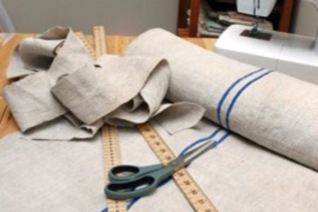 Come and make your own roman blind under the watchful instruction of The Old School Club in Battersea, London.