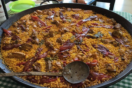 Come on in and learn how to cook this deliciously rice dish with some added twists with London Paella School in Hoxton, London.