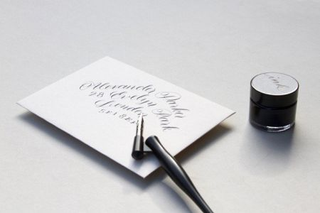 Develop your own calligraphy style with the Introduction to Modern Calligraphy Workshop in West Hampstead, London.