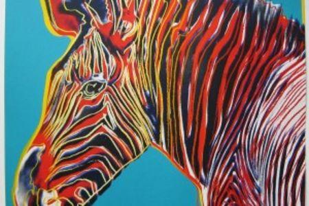 Paint Pop Art in Wimbledon - Obby