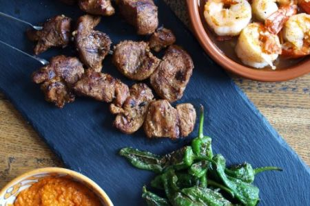 Learn to recreate your favourite Spanish dishes in the Spanish Tapas Class at The Avenue Cookery School in Wandsworth, London.