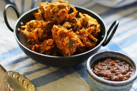 Create delicious, authentic Indian street food with the Indian Street Food Class from The Avenue Cookery School in Wandsworth, London.