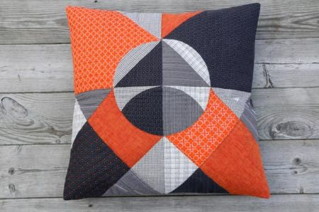 Let Jenny Haynes walk you through the steps to creating a Kels O'Sullivan inspired cushion, in this class at The Village Haberdashery in West Hempstead, London.