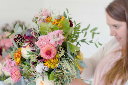 One to One Floral Masterclass