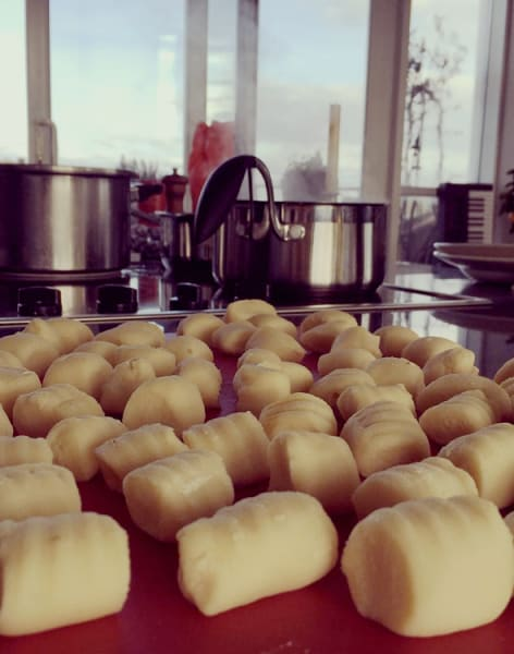 Gluten Free Gnocchi & Gnudi by The Avenue Cookery School - food in London