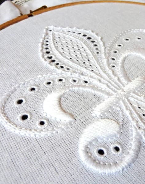 Hand Embroidery Stitches Class by Fabrications - crafts in London
