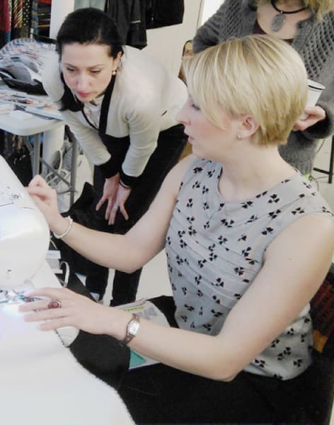 Sewing Machine and Upcycling Intro by Fabrications - crafts in London