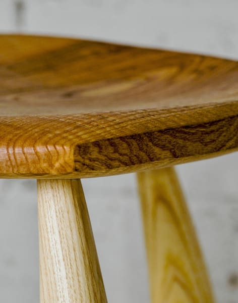 Make a Stool From Scratch! by Ben Willis Woodcraft - crafts in London