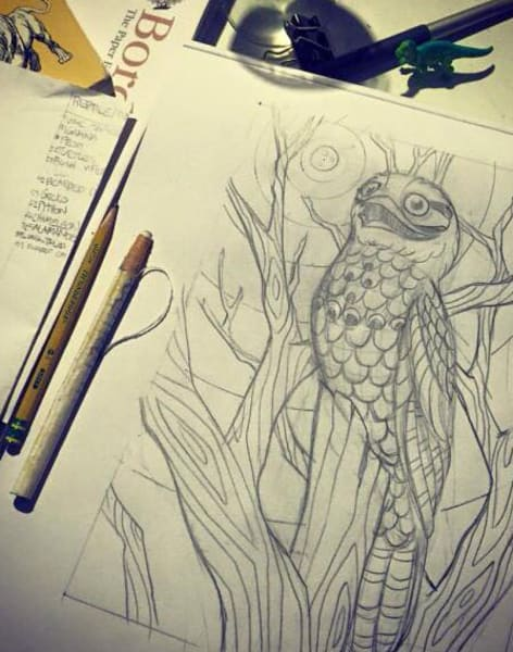 Life Drawing Class by Token Studio - art in London